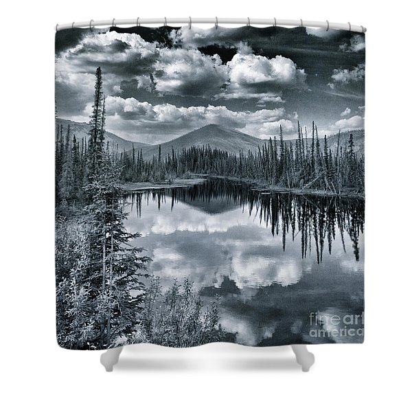 Landshapes 29 Shower Curtain