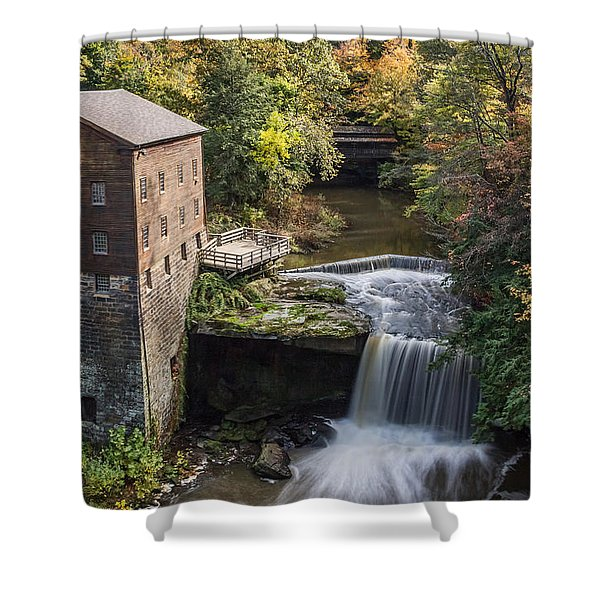 Lantermans Mill Shower Curtain