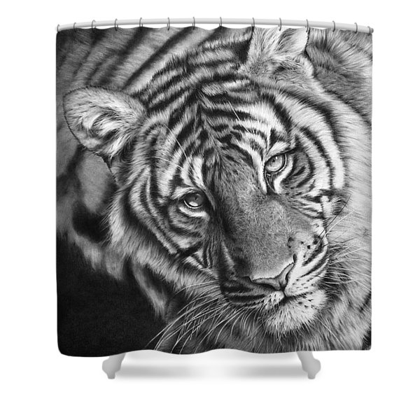 Last Chance To See Shower Curtain