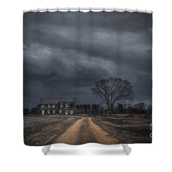 Last House On The Left Shower Curtain