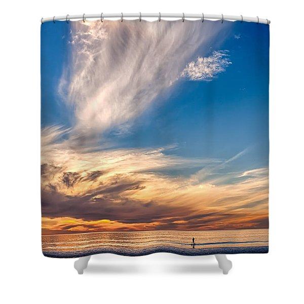 Last Licks Shower Curtain