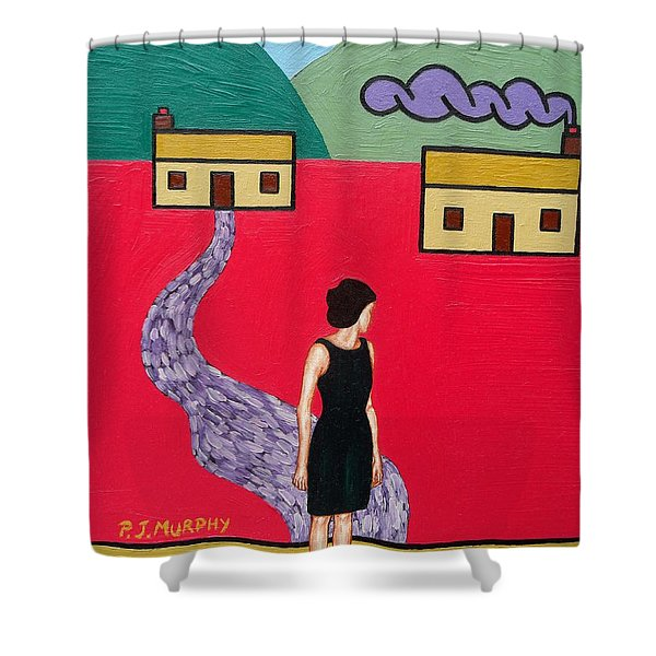 Shower Curtain by
