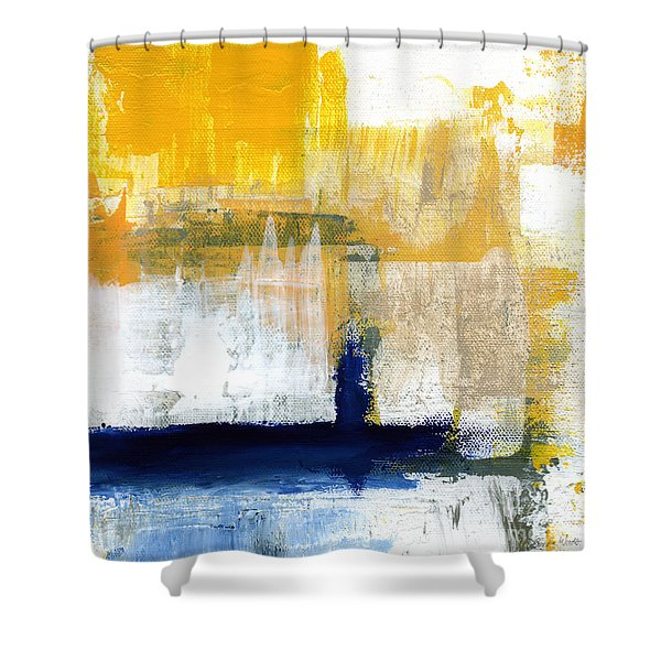 Light Of Day 4 Shower Curtain