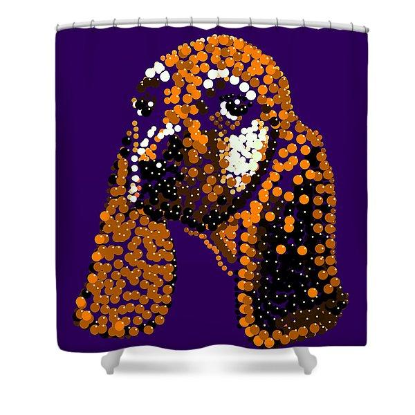 Li'l Jill Bedazzled Shower Curtain