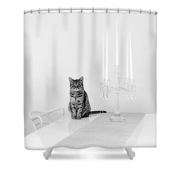 Linda Shower Curtain