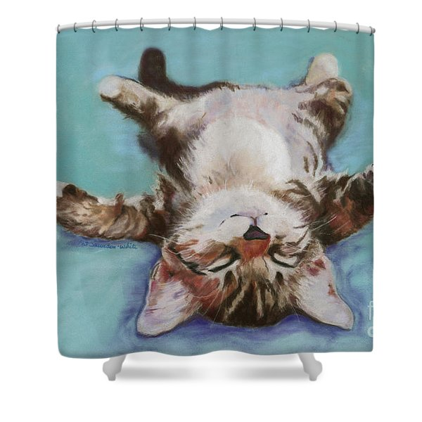 Little Napper  Shower Curtain