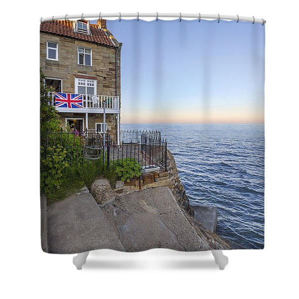 Living In A Dream Shower Curtain