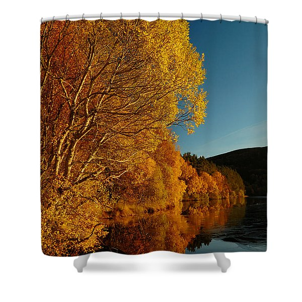 Loch Laide Shower Curtain