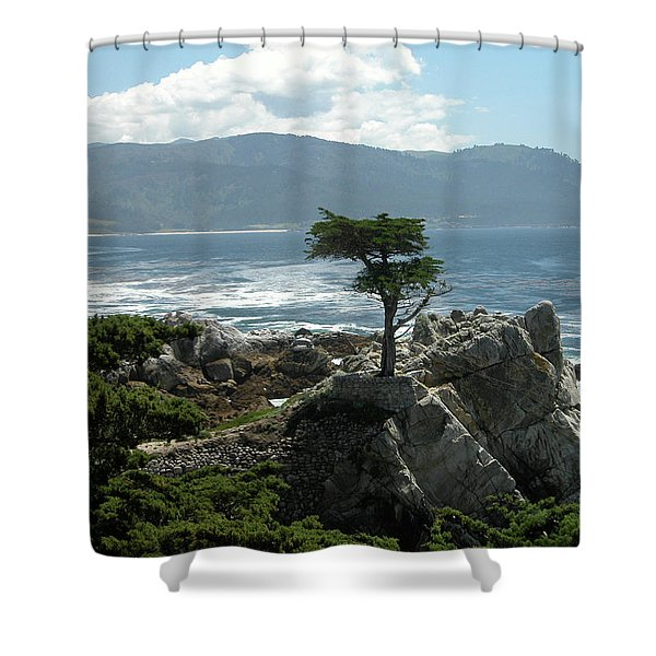 Lone Cyprus 1045 Shower Curtain
