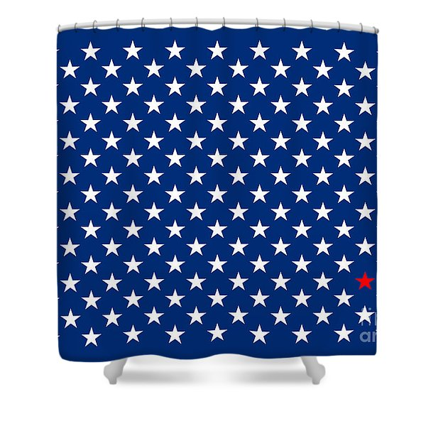 Lonestar Shower Curtain