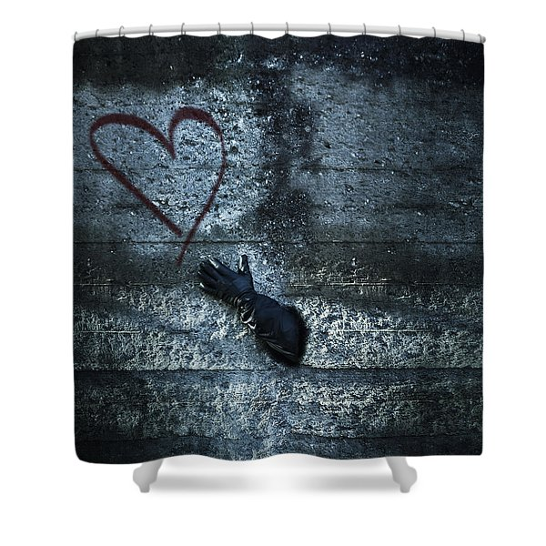 Longing For Love Shower Curtain