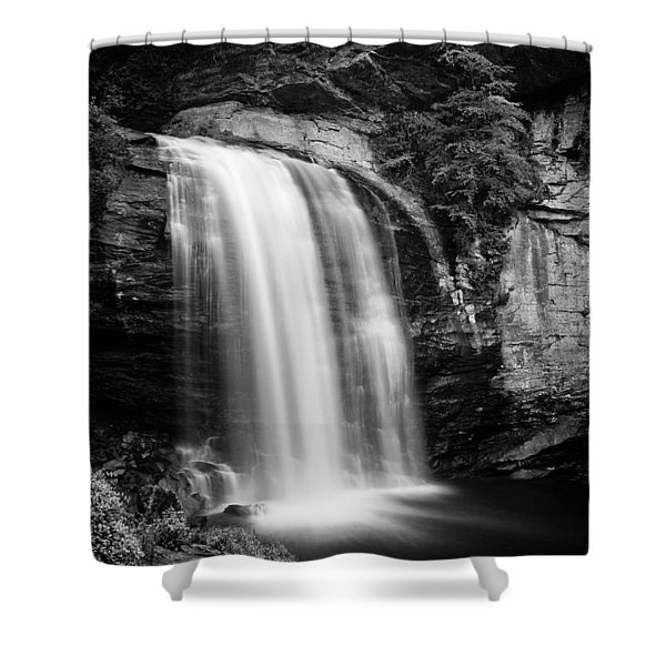 Looking Glass Falls Number 21 Shower Curtain
