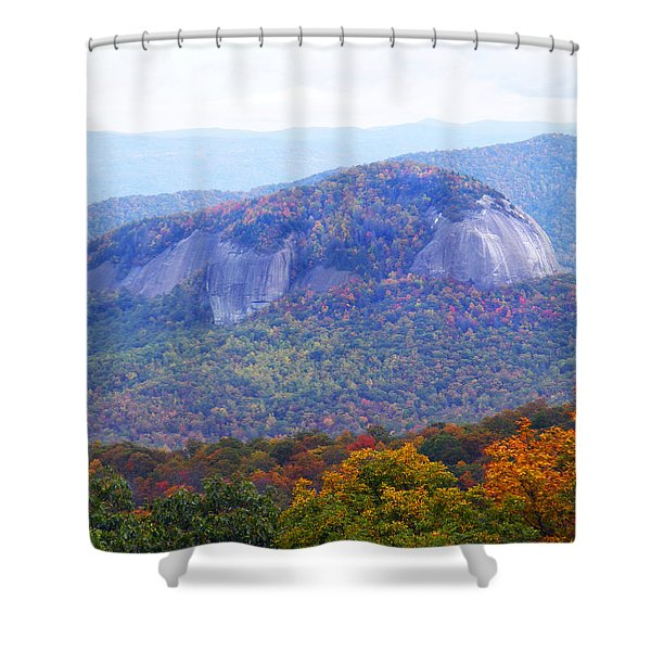 Looking Glass Rock 2 Shower Curtain