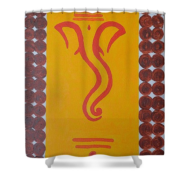 Lord In My Dreams Shower Curtain