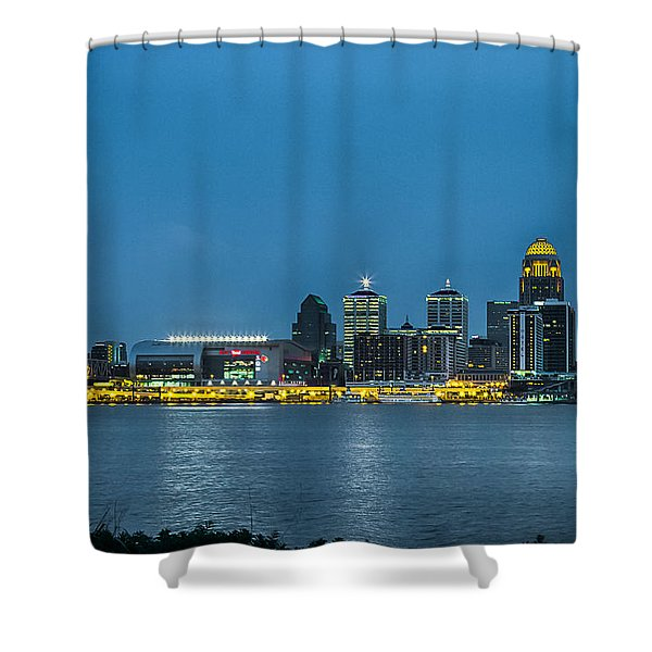 Louisville Ky 2012 Shower Curtain