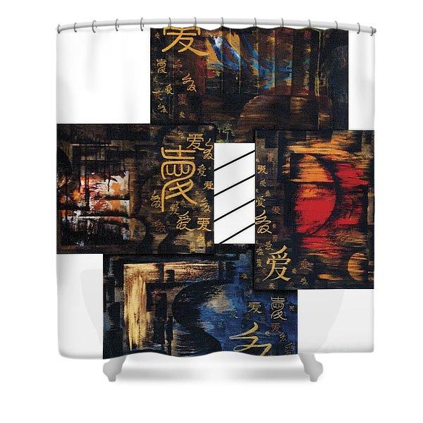 Love Four Seasons Shower Curtain