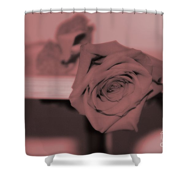 Love You... Shower Curtain