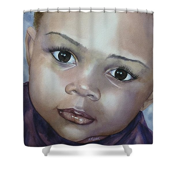 Loved Shower Curtain