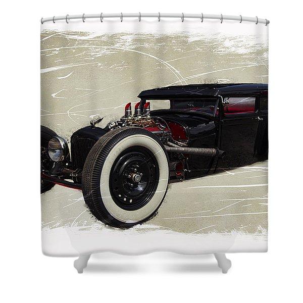 Low Boy V2.0 Shower Curtain