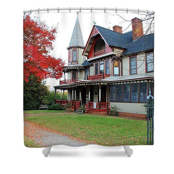 Lowenstein-henkel House Shower Curtain