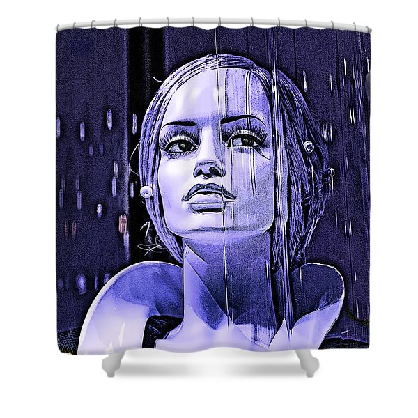 Luna Shower Curtain