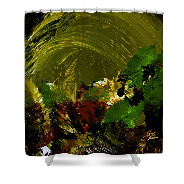 Intuitive Painting  803 Shower Curtain