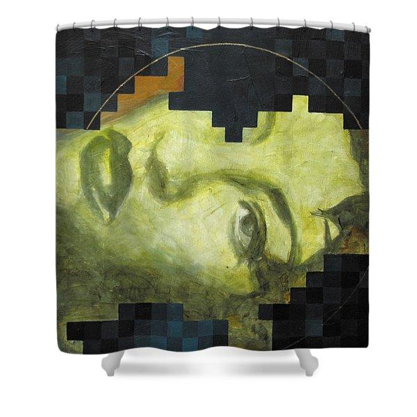 Madonna 1 Shower Curtain