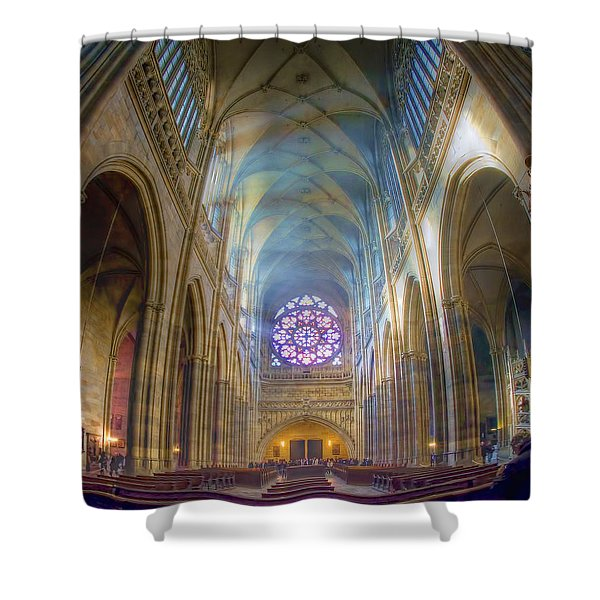 Magical Light Shower Curtain