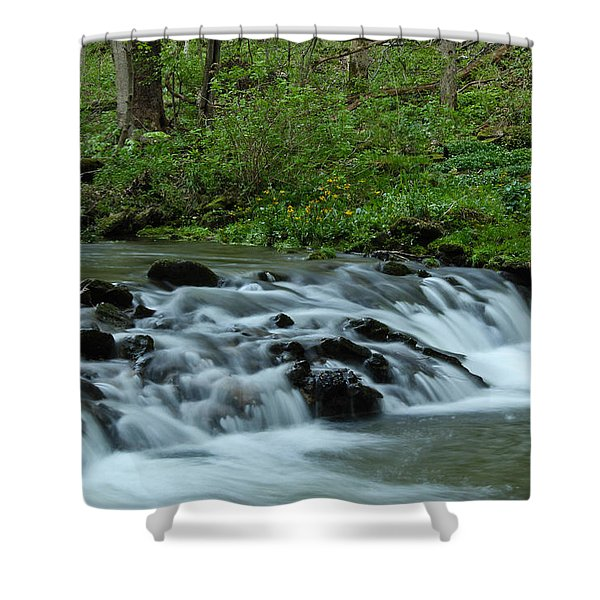 Magical River Shower Curtain