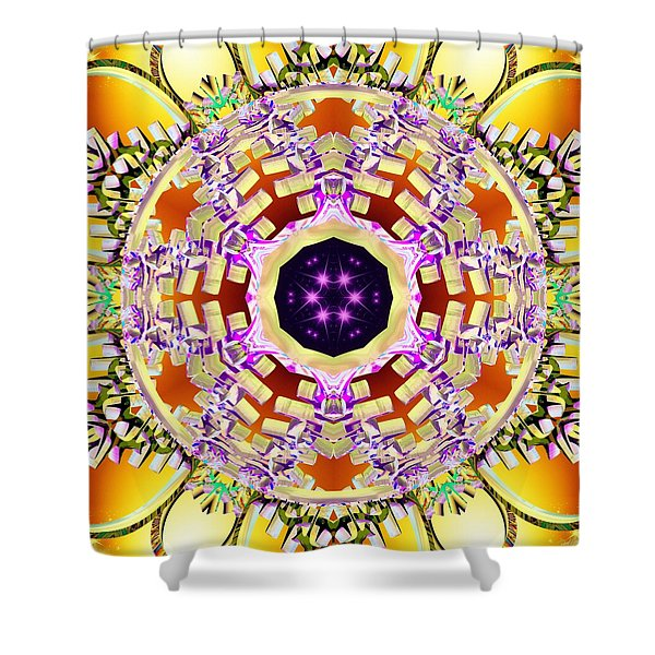 Magick Souls Shower Curtain
