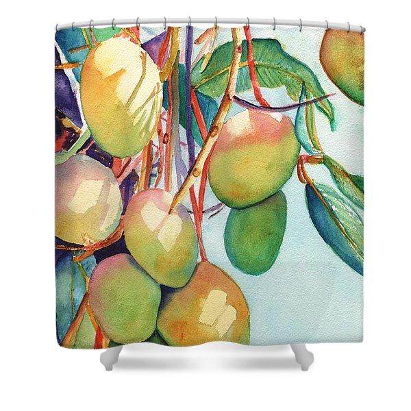 Mangoes Shower Curtain