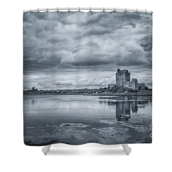 Many Rains Ago Shower Curtain