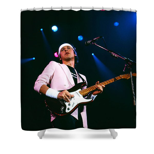 Mark Knopfler 1 Shower Curtain