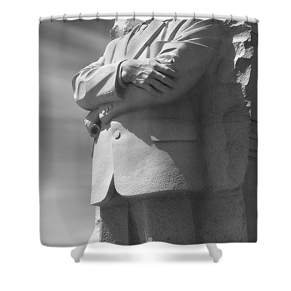 Martin Luther King Jr. Memorial - Washington D.c. Shower Curtain