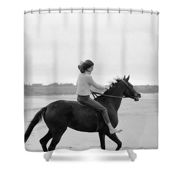 Mary Benedict Cushing (1906-1978) Shower Curtain
