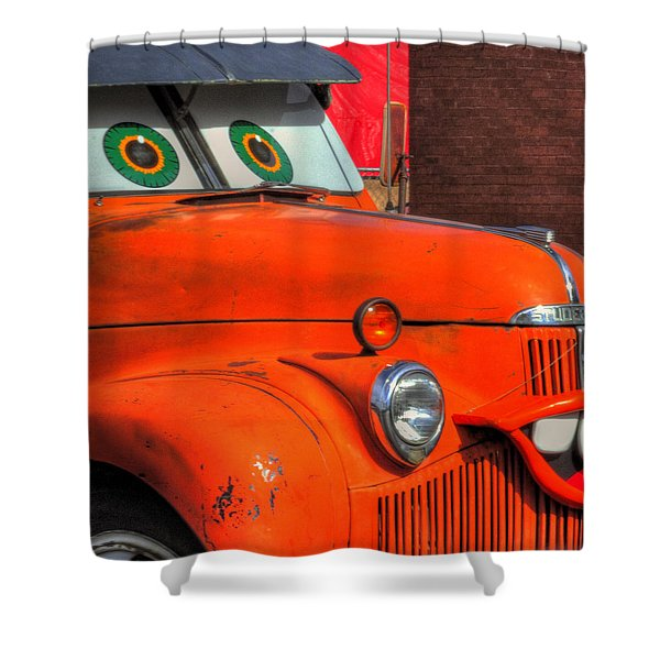 Mater 12985 2 Hdr Shower Curtain