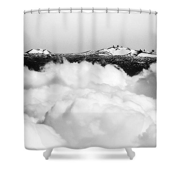 Mauna Kea Shower Curtain
