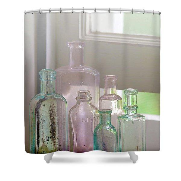 Memories Of Forgotten Times.. Shower Curtain