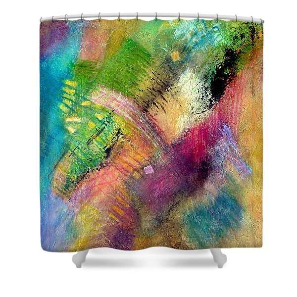 Memories Of My Youth #2 Shower Curtain