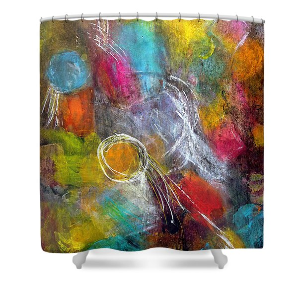 Memories Of My Youth Shower Curtain