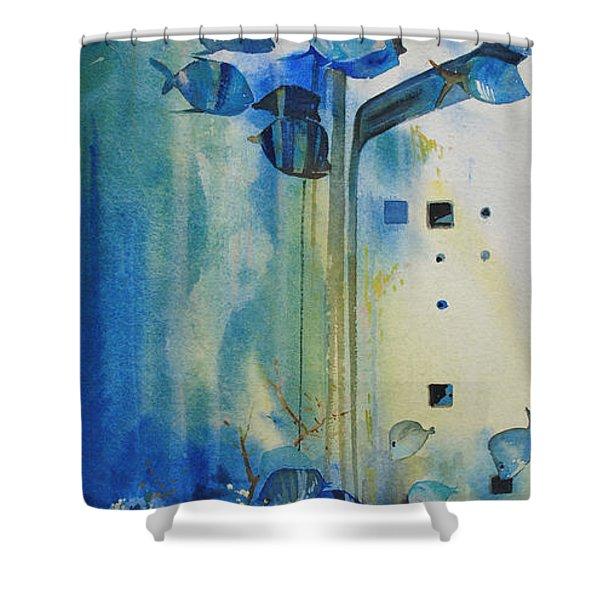 Mesmerizing  Shower Curtain