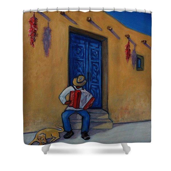 Mexico Impression II Shower Curtain