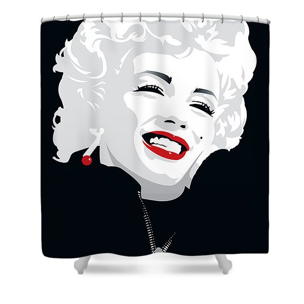 Miki Marilyn Shower Curtain