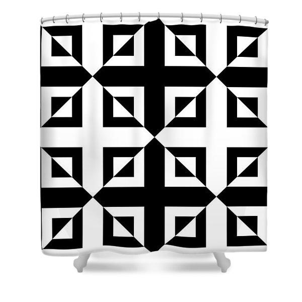 Mind Games 42 Se Shower Curtain