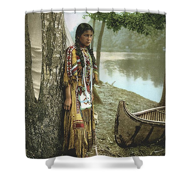 Minnehaha Shower Curtain