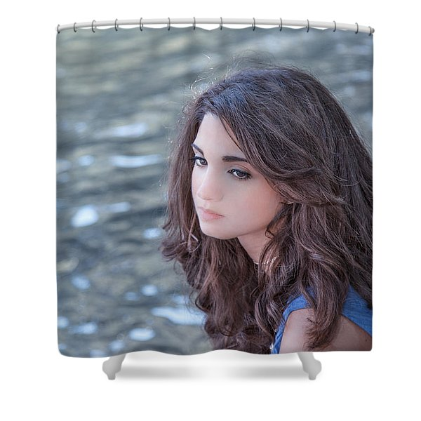 Mistress Of Dreams Shower Curtain