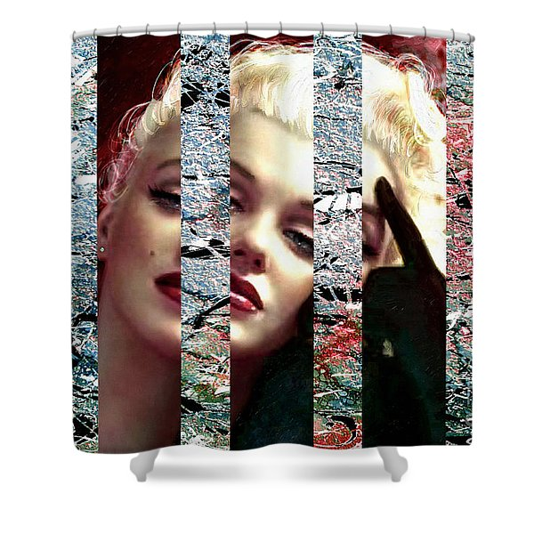 Mm 128 Sis 4 Shower Curtain