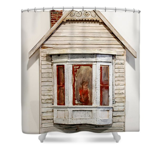 Mm004 Shower Curtain