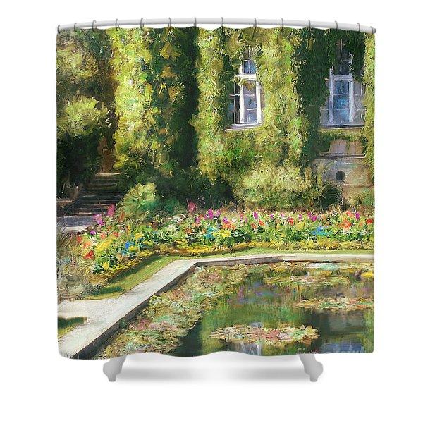 Monet Hommage 1 Shower Curtain