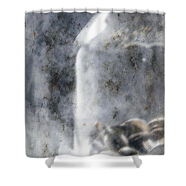 Money In A Jar Shower Curtain